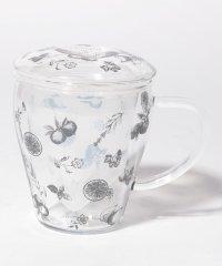 茶漉し付き耐熱マグカップ/5senses gift