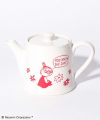 Moomin×Afternoon Tea/茶漉し付きポット