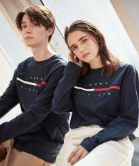 トミーヒルフィガー ロゴ ロング Tシャツ / TINO TEE L/S