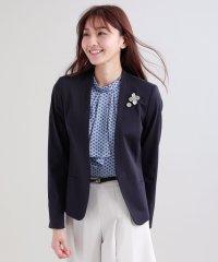 【セットアップ対応】【XSサイズ~】【美Jacket】トリアセルクスVラインジャケット