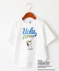 UCLA×PEANUTS Tシャツ