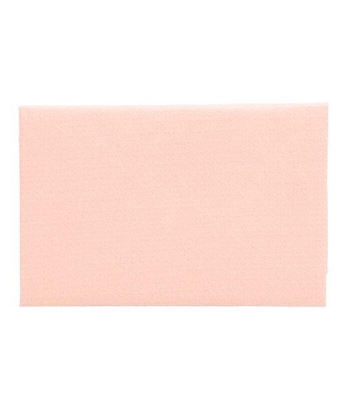 (BACKYARD/バックヤード)東レ トレシーカラークロス 19cm×19cm/ユニセックス ピンク