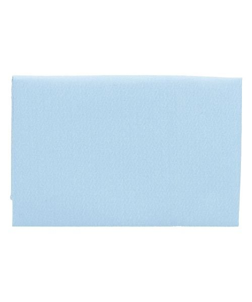 (BACKYARD/バックヤード)東レ トレシーカラークロス 19cm×19cm/ユニセックス ライトブルー