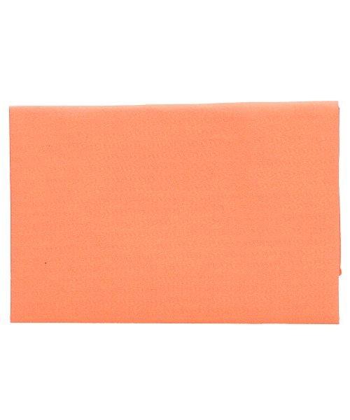 (BACKYARD/バックヤード)東レ トレシーカラークロス 19cm×19cm/ユニセックス オレンジ