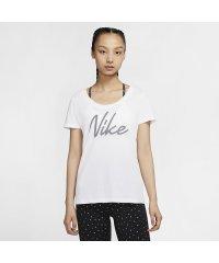 ナイキ/レディス/ナイキ ウィメンズ DFCT スコープ ロゴ XD Tシャツ