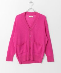 unfil extrakid mohair ribbed-cardigan