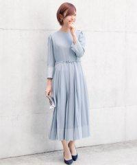 ◆ソアパールジョーゼット  ドレス