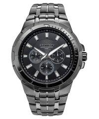 ARMITRON 腕時計 アナログ ブレスレットウォッチ 3サブダイヤル