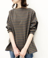 《予約》【TRADITIONAL WETHERWEAR】 IENA 別注 BIG MARINE BOATNECK プルオーバー◆