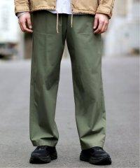 【ARMY TWILL×relume】別注 ミリタリーパンツ