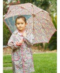 キッズ総柄長傘