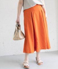 【ROSSO】オックスカラースカート