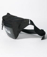 【FILA】クリアポケットショルダーバッグ