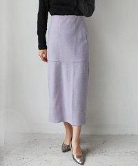 フリースライクタイトスカート