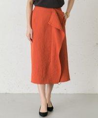 【ROSSO】2WAYスリットタイトスカート
