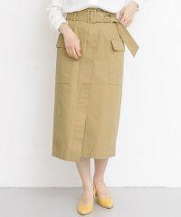【KBF】KBF+ダブルポケットベルト付きスカート