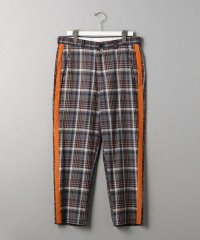 <TUBE> LINE CHECK PANTS/パンツ