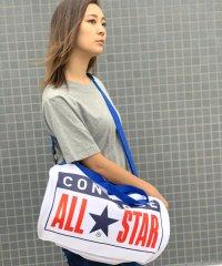 All Star Printed Drum Bag