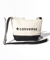 LOGO EMB CANVAS MINI  SHOULDER BAG