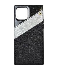 74481-1 iPhone 11 Pro SLY [ラメマグネット/ブラック]