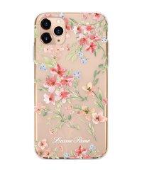74465-1 iPhone 11 Pro LAISSE PASSE [背面ケース/ TPUクリアケース/ PINK]