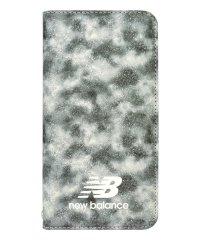 md-74258-2 iPhone8/7/6s/6 New Balance [デザイン手帳ケース/SmallSplatter]