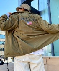 【WEB&DEPOT限定】ライトウェイトストレッチ コーチジャケット/LIGHT WEIGHT STRETCH COACH JACKET