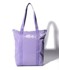 ABSTRACT DAILY TOTE アスターパープルエルピー