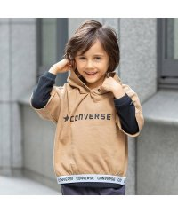 WEB限定 CONVERSE(コンバース)スウェットTシャツ