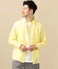 SC: BAIRD MCNUTT アイリッシュリネン レギュラーカラーシャツ