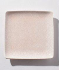美濃焼重ね桜角皿
