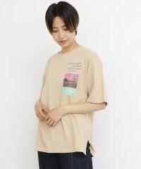 【KBF】フォトレイアウトTシャツ