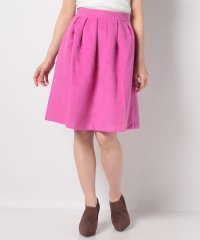 【Te chichi】変わり織りシャギースカート