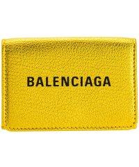 バレンシアガ BALENCIAGA 財布 折財布 ミニ コンパクト ミニ アウトレット 551921oor1n8060-zz