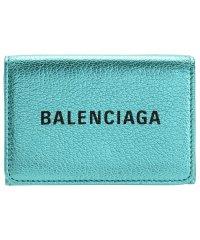 バレンシアガ BALENCIAGA 財布 折財布 ミニ コンパクト ミニ アウトレット 551921