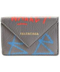 バレンシアガ BALENCIAGA 財布 折財布 ミニ コンパクト メンズ レディース ミニ アウトレット 3914460