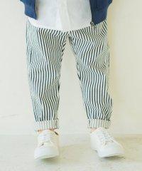 ヒッコリー/デニムテーパードパンツ(80~150cm)