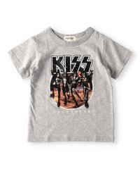 【KISS】半袖Tシャツ(90~150cm)