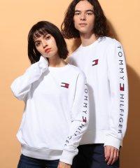 【オンライン限定】 フレンチテリー ロゴ ロングスリーブスウェット 長袖 Tシャツ