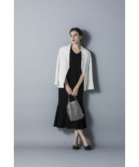 SHELL BUTTONSINGLE LINEN JACKET