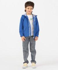 SHIPS KIDS:ヒッコリー ペインター パンツ(100~130cm)