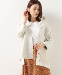 【AERON】ホワイトデニムジャケット