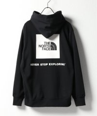 【THE NORTH FACE / ザ ノースフェイス】 Back Square Logo Hoodie