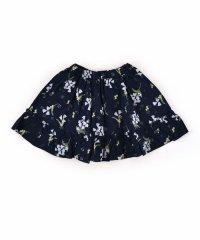 スズランプリントギャザースカート