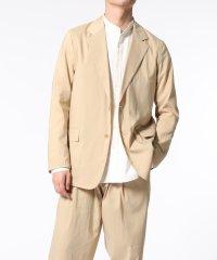 【Ramie blend】シャツジャケット/セットアップ対応