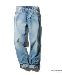 501(R) JEANS FOR WOMEN THE FORCE SELVEDGE