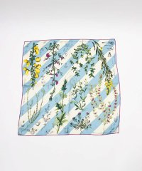 ★manipuri/Flower bookスカーフ