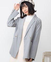 【セットアップ対応商品】ベイクドカラージャケット