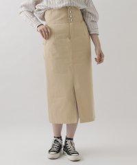【ITEMS】ハイウエストタイトスカート