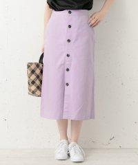 【SonnyLabel】フロントボタンナロースカート
